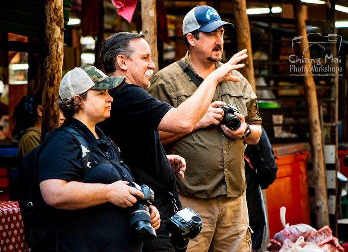 Tips For Travel Photography etiquette in Thailand Chiang Mai Photo Workhsop