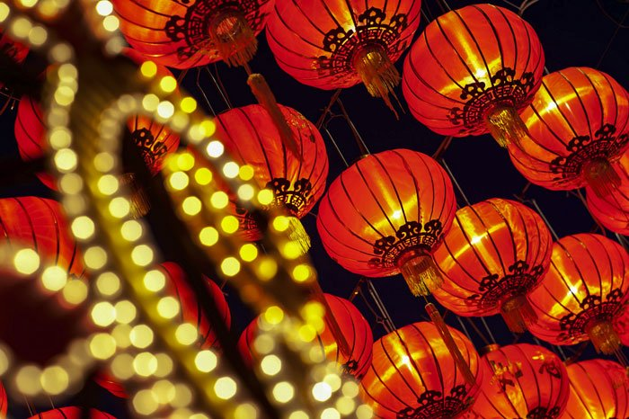 New year Red Lanterns How To Effectively Master Your Camera's Exposure Meter